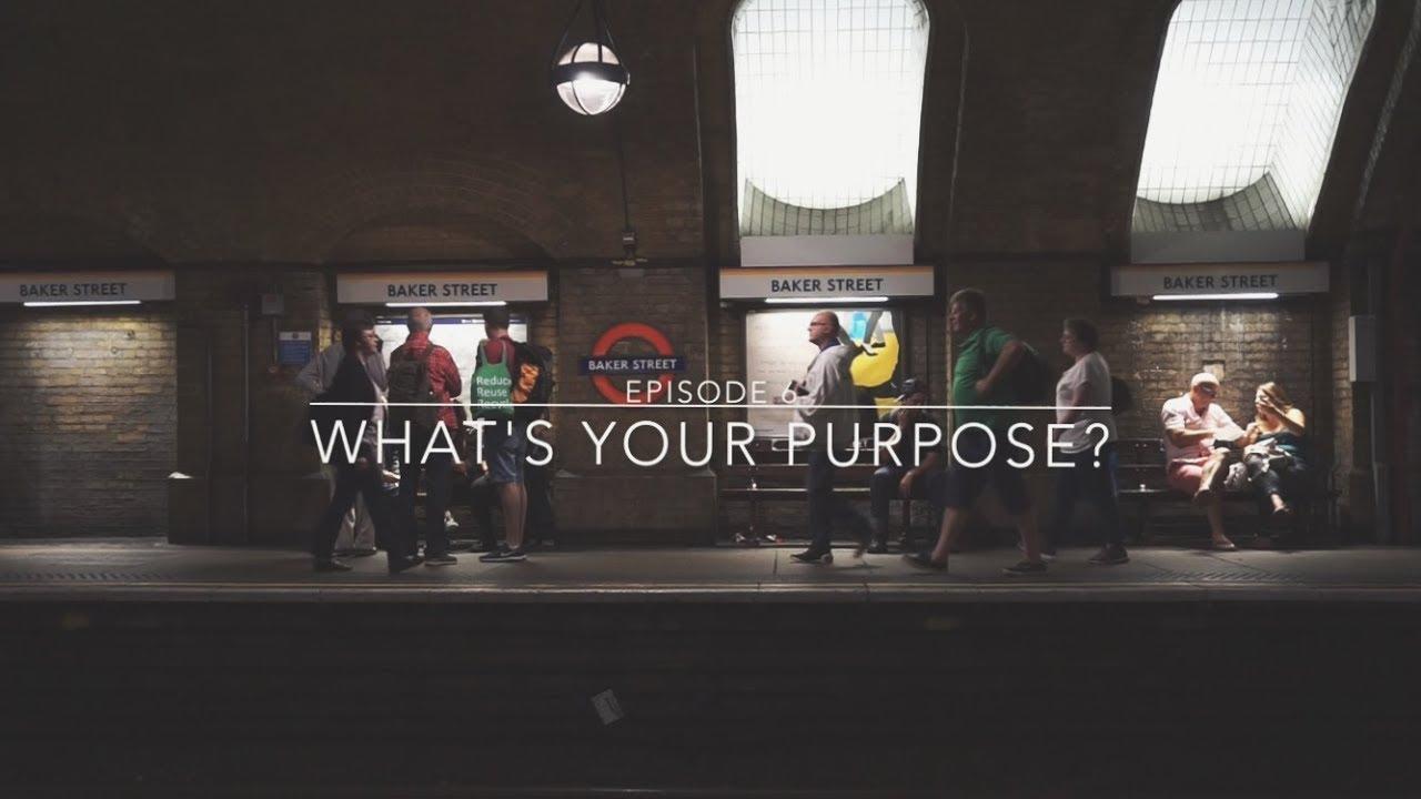 Visualthinking#6 | what's your PURPOSE?