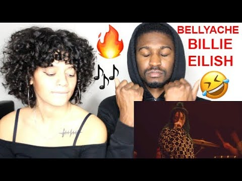 "Billie Eilish Performs ""Bellyache"" LIFT LIVE Sessions REACTION!! Jaz & Alex"