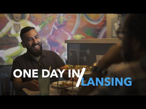 One Day In Lansing   Pure Michigan