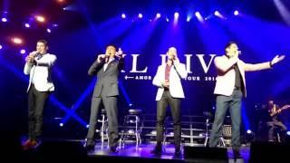 "IL DIVO ""Amor&Pasion""JAPAN TOUR 2016 BUDOKAN~♪=^_^=♪"