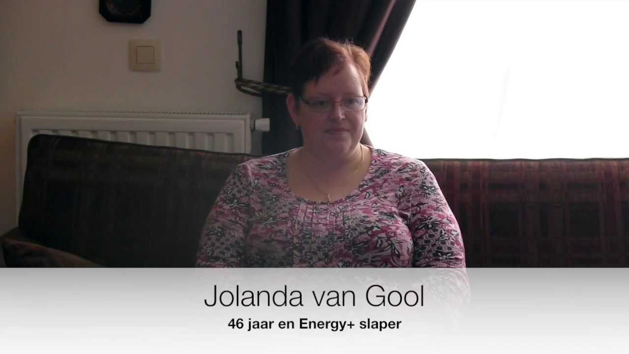 Energy matras ervaring jolanda van gool youtube