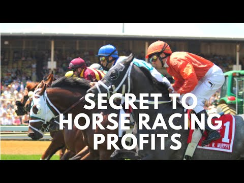 The secret to handicapping horse races