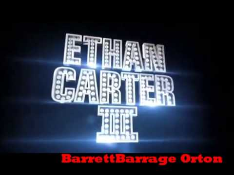 Ethan Carter III (EC3) 1st TNA Theme Song - Trouble