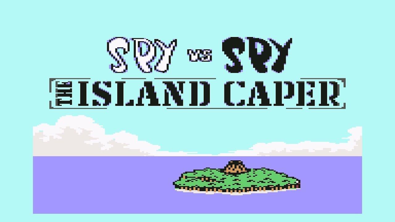 Spy Vs. Spythe Island Caper