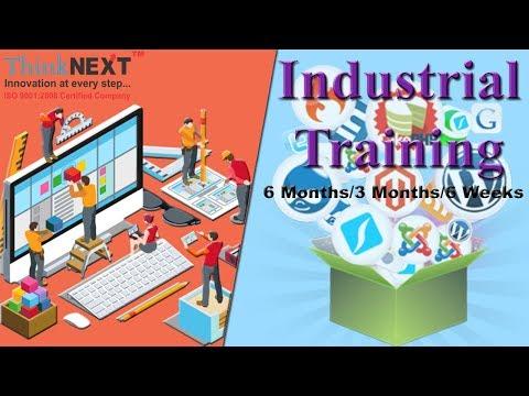Best Six Months/Weeks/Summer Industrial Training in Chandigarh Mohali   ThinkNEXT