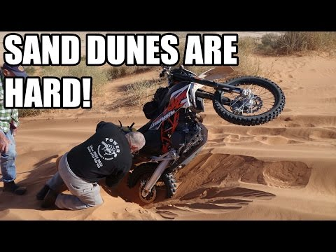 Simpson Desert Adventure! KTM 690 - Part 3 of 6