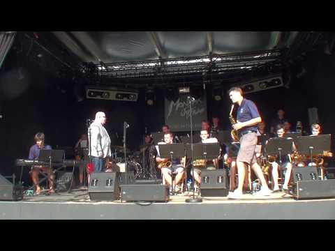Round Midnight - UNH Jazz Band at Montreux