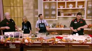 Chef Myron Mixon's Smoked Turkey