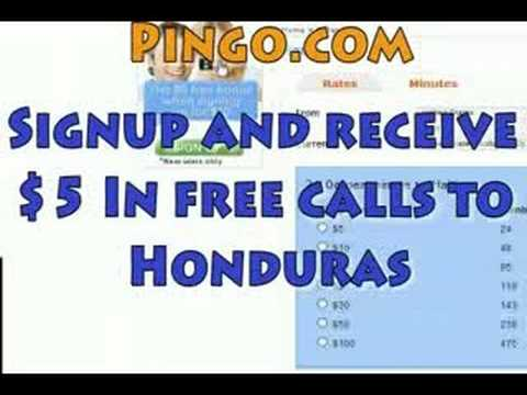 Call Honduras for cheap