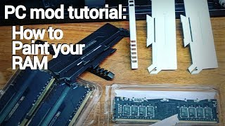 How to paint your RAM! (any make or model)