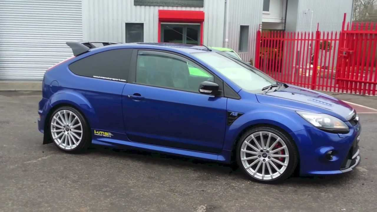 & Ford Focus RS Revo 425s for sale at RS Direct Bristol - YouTube markmcfarlin.com