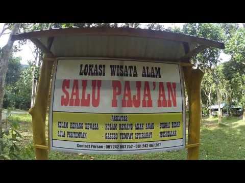 Sulawesi Barat Polewali Mandar Permandian Alam Salu Paja'an