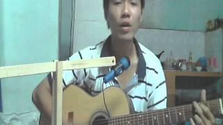 Mat nai cha cha cha-Guitar Cover-LeNgocHung