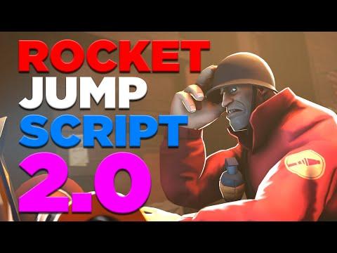 TF2 - Rocket Jump Script v2