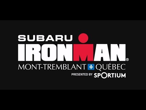 2017 Subaru IRONMAN Mont-Tremblant Presented by Sportium
