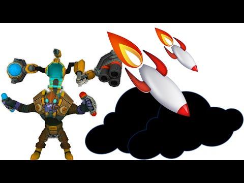 видео: dota 2. tinker и смоук в действии