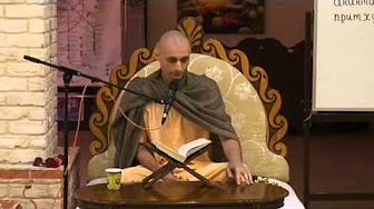 Шримад Бхагаватам 4.16.10 - Шри Гаурахари прабху