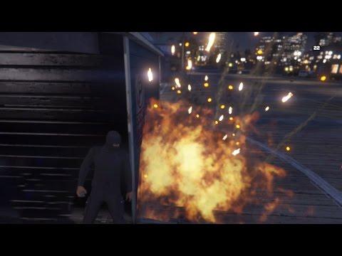 STICKY'S DOEN MIJ NIKS!! [GTA 5] - KillaJ (Bounty Hunters)