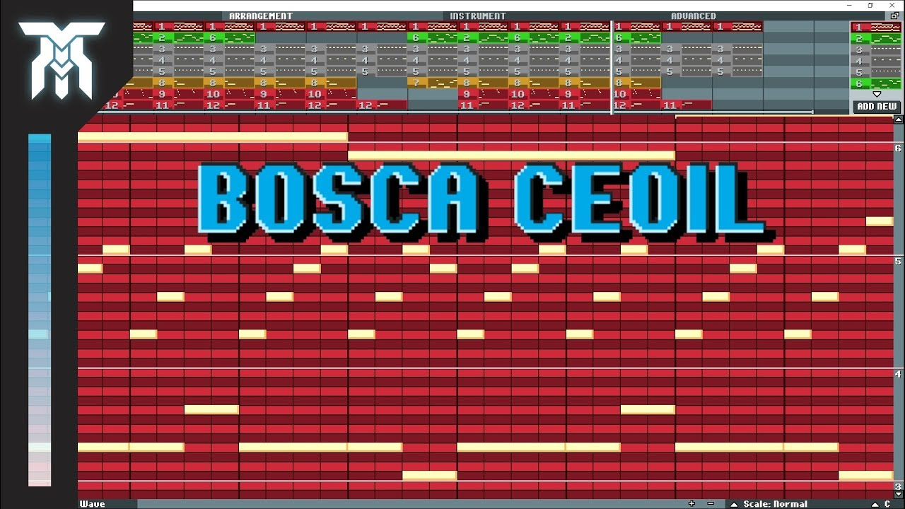 How To Use Bosca Ceoil - Tutorial (FREE Music Making Software)