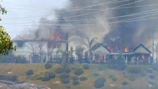 Пожар в Калифорнии: эвакуированы более 40 тысяч человек