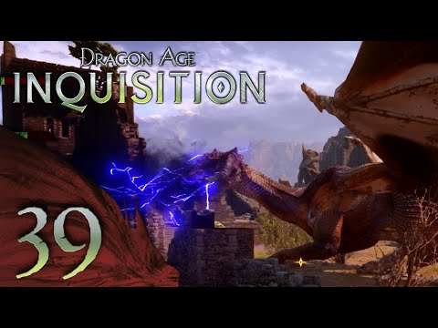 Mr. Odd - Let's Play Dragon Age: Inquisition - Part 39 - Dragon [Elf Mage]