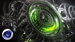 Разбор заставки для World of Tanks в Cinema 4D