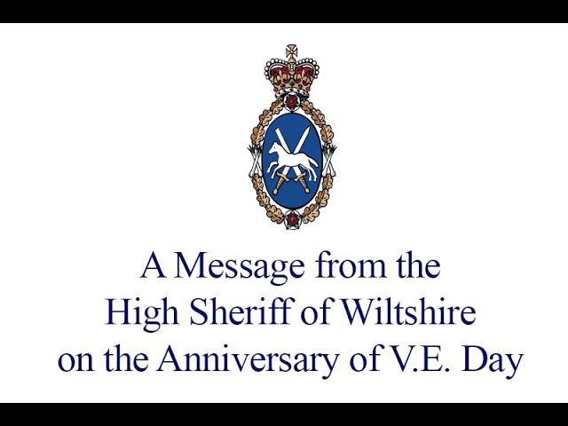 V.E. Day Message