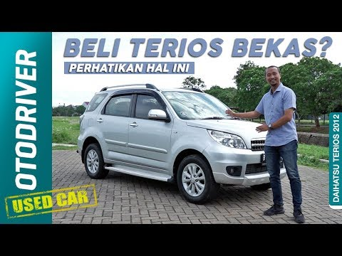 Daihatsu Terios | OtoDriver Used Car | Supported by MBtech