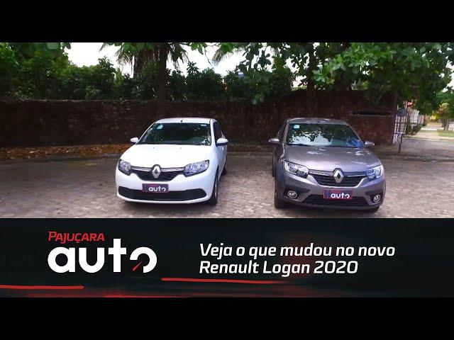 Veja o que mudou no novo Renault Logan 2020