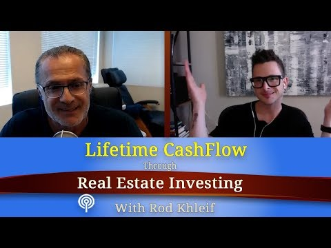 Ep #213 - Logan Hand - Real Estate Deal Maker at 25, From Wholesaler to Multifamily Investor
