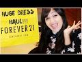 Forever21 Haul 2017 | Dress Haul | Bangalore Fashion Haul | Travel Outfit Ideas | Indian Youtuber
