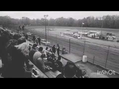 Street stock heat Butler motor speedway (with music)