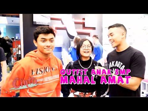 Outfit Anak SMP Ada Yg Hampir 1/2 Milyar | Berapa Harga Outfit Lo? Feat. Yoshiolo