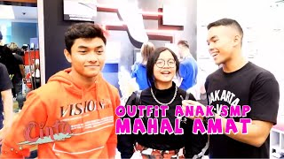 Outfit anak SMP ada yg hampir 1/2 milyar | Berapa harga outfit lo? Feat. Yoshiolo