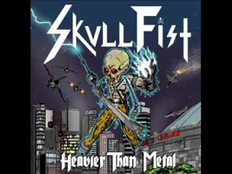 Skull Fist - Heavier than Metal (old EP 2010)