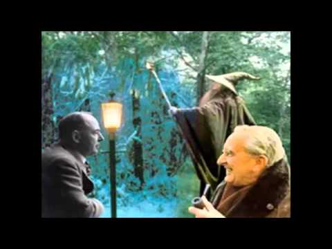 JRR Tolkien & CS Lewis   Occult Affiliations Pt 1