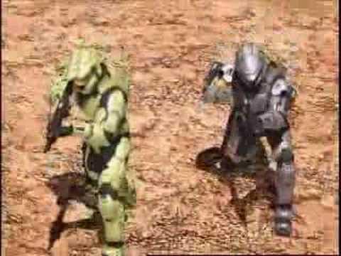 Halo 3 Rap