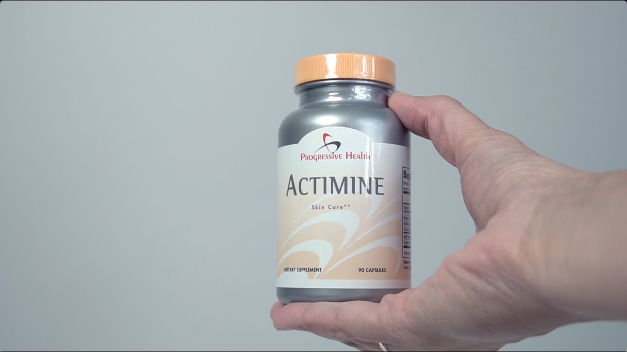 A Remedy for Clear Skin - Actimine