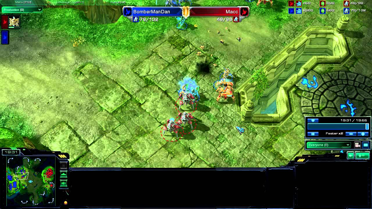 Starcraft 2 Strategie