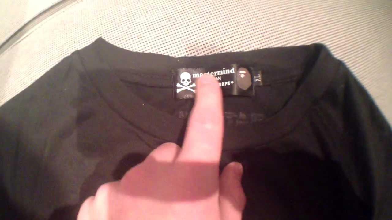 Nael Coce | fake stussy t shirt