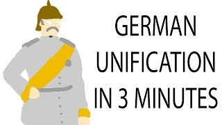 German Unification | 3 Minute History