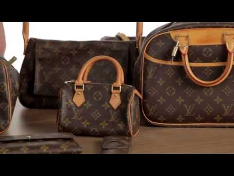 ec7a8a0cd0573 فيديو كيف تعرف الفرق بين حقائب ماركة -- Louis Vuitton -- الاصلية والمقلده