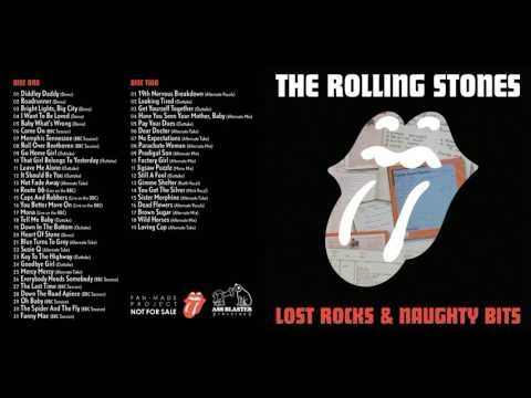 The Rolling Stones - Lost Rocks & Naughty Bits (2017 - FLAC)