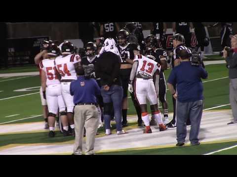 Highlights - Gilmer Buckeyes vs Pleasant Grove Hawks - Dec 6, 2019