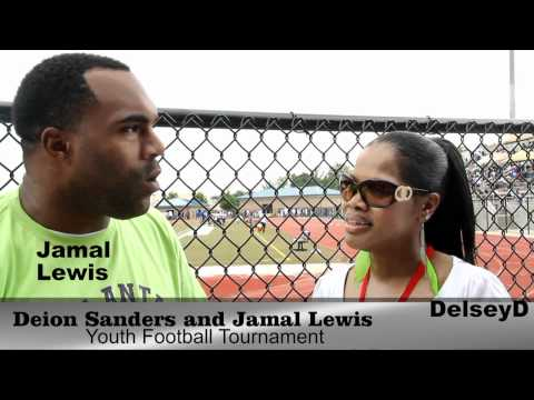 DelseyD Interview Jamal Lewis