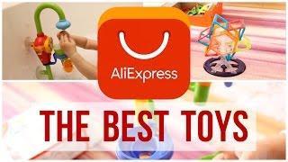 видео Игрушки для детей на Алиэкспресс: для девочек, для мальчиков