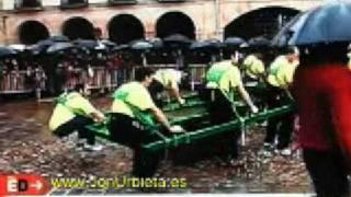 GIZON PROBA: Aita Mari Zumaia | Zumarraga 1900 kg
