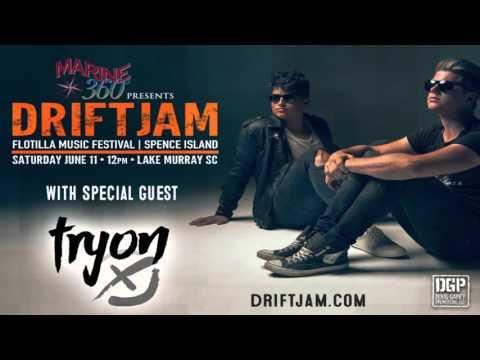Drift Jam 2016 special guest - Tryon!