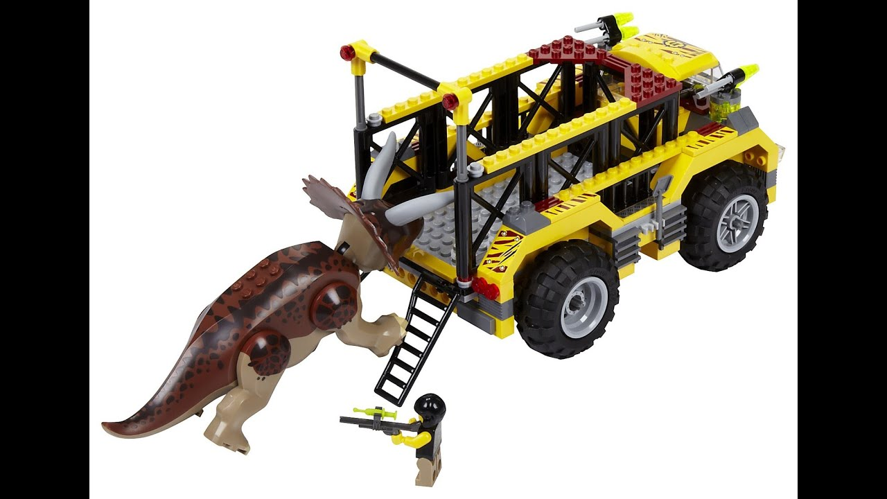 Toys Lego Dinosaur : Lego dino dinosaur toys for kids youtube