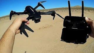 Hubsan Zino Pro Long Range FPV Camera Drone Flight Test Review